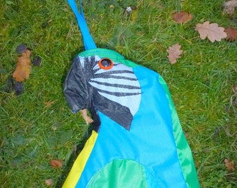 Parrot windsock