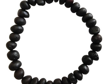 Baltic Amber Adult Bracelet - Pain Relief From Carpel Tunnel - Anti-inflammatory - Headache Relief - Arthritis Relief