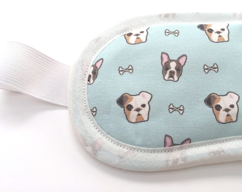 Dog and Crossbones Eye Mask - Eye masks - Dogs