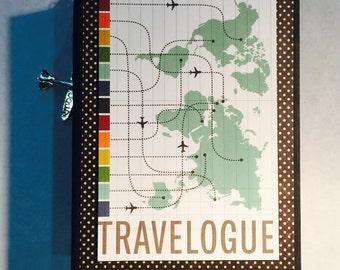 Travelogue Mini Album