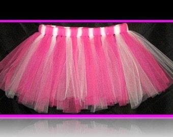 Pink Tutu,Child size Tutus,Customize for everyone adults, teens, tweens,children,birthday tutu,pageant tutu,flower girl tutu,baby first tutu