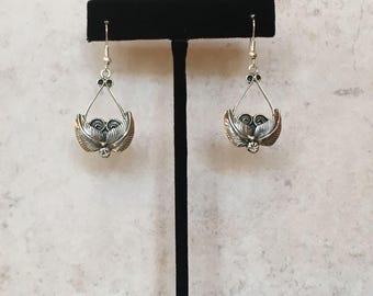 JM Silver Earrings Design 5
