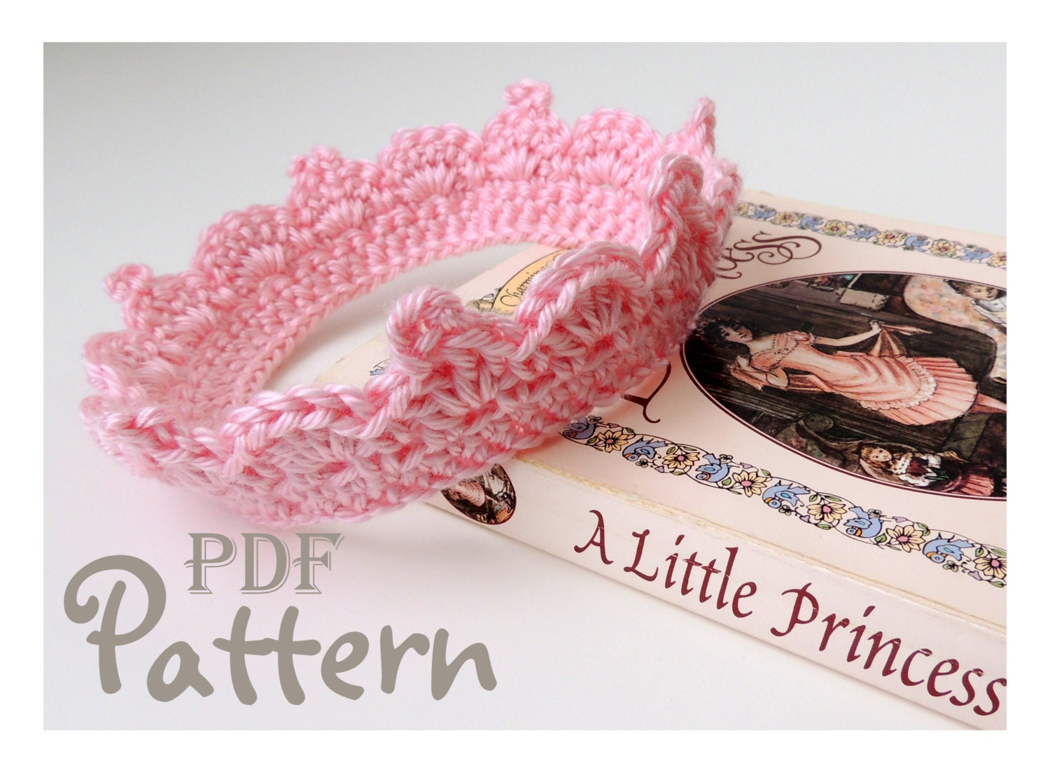 Nice Crochet Tiara Pattern Ensign - Easy Scarf Knitting Patterns ...