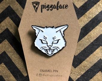 Hellcat - Soft Enamel Pin