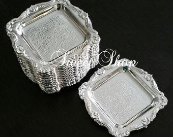 Mini Silver Tray/Platter