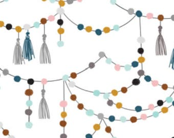 coupon, party, fabric, Garland and tassel