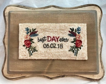 Best Day Ever Digital Pattern