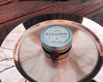 Hand Poured Soy Wax Candle - #1 Love in the Moon Lake