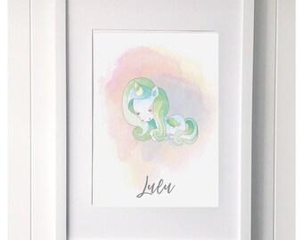Unicorn 'Lulu'