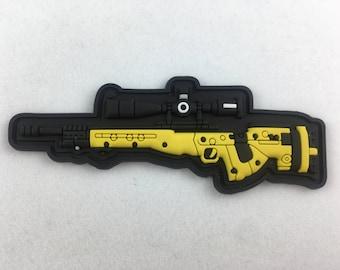 AI AE Sniper Rifle PVC Morale Patch
