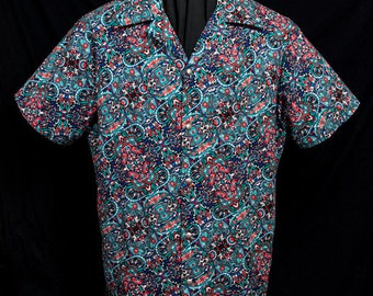 NEW! Toltec Totality limited-edition ultra-high quality men's shirt