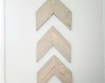 Rustic Wooden Arrows | Wall Arrows | Chevron | Wooden Arrows | Rustic Arrow Decor | Rustic Decor | Rustic Nursery |  Rustic Arrows