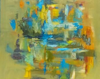 Abstract Colorado River