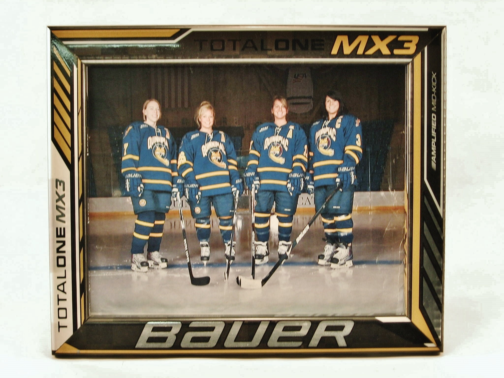 8 x 10 Hockey Stick Frame FREE SHIPPING in US 6357