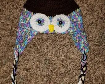 Owl Hats/Customizable/Any size