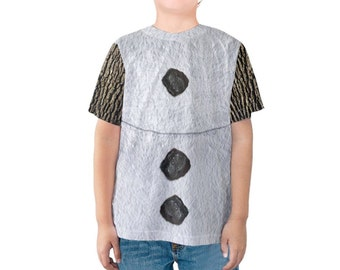 Kid's Olaf Frozen Inspired Shirt