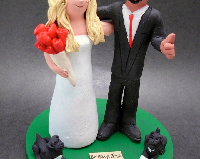 Oakland A's Baseball Wedding Cake Topper , Oakland A's Wedding Cake Topper, Oakland A's Wedding Anniversary Gift, MLB Baseball Wedding Gift