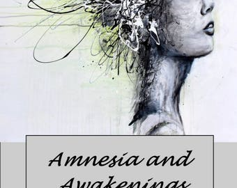 Amnesia and Awakenings (poetry chapbook) by author Cristina M. R. Norcross (SIGNED COPIES) Published 2016