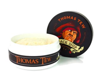 Thomas Tew Shaving Soap Mens shaving soap Artisan handmade for a fantastic shave