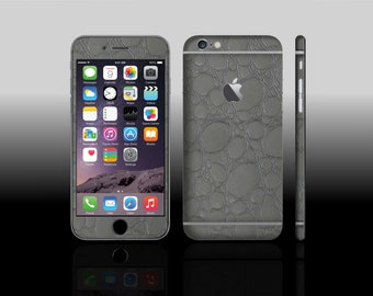 iPhone 6 Plus Black Rhino Phone Skin Hyde Sticker
