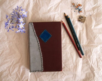 Upcycled Hand bound Journal