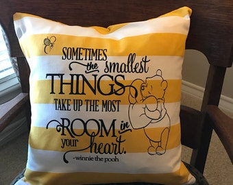 Nursery Pillow Cover