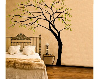 Tree Wall Decal  JA09