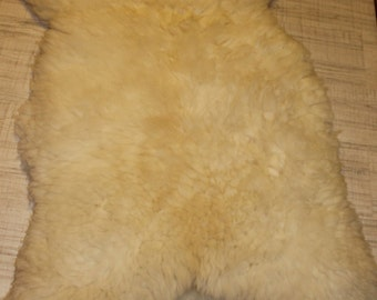 Sheepskin Bioland organic eco