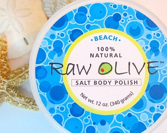 Beach Salt Body Polish