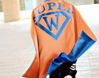 SUPERHERO CAPE - Super Hero Cape - Personalized Cape - Boy Cape - Custom Cape - Birthday Gift - Kid Cape -  Kids Gift - Superhero Costume