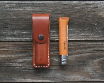 OPINEL Leather Sheath 05 06 07 08 09 10