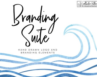 Custom Logo Design - Business Logo Design - Branding Package - Brand logo design - Professional Logo Design - Photography Logo Design