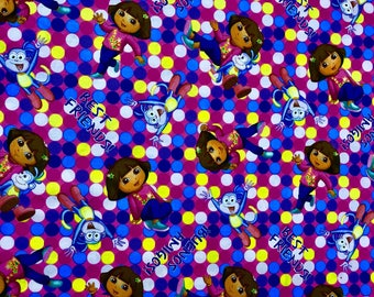 Dora The Explorer Best Friends Dots by Nick Jr.