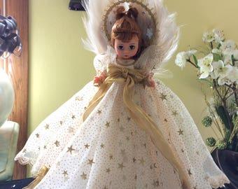 Madame Alexander Heavenly Angel Tree Topper 1997