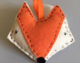 Sewing Kit Felt Fox
