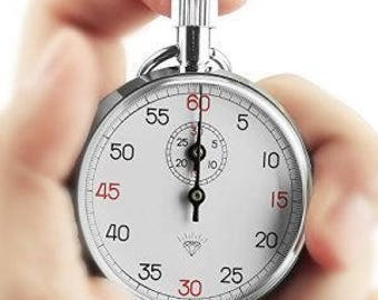 Extend your time table by 3 months