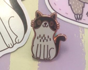 Cat Enamel Pin