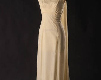 Beautiful Vintage 1960s Bridesmaid Dress
