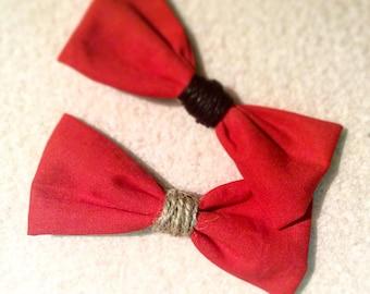 """Bow tie """"Fancy Red"""""""