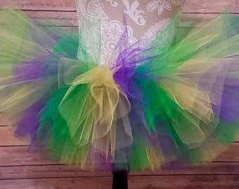 Mardi Gras Tutu, Mardi Gras Outfit, Mardi Gras Costume, Mardi Gras Party, Mardi Gras Parade, Mardi Gras, New Orleans Tutu, Fat Tuesday