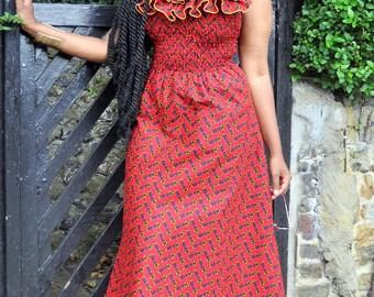 RAMAH Maxi dress