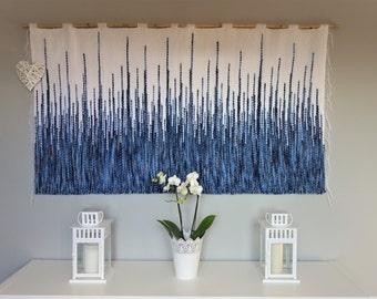 Woven wall hanging, Wall tapestry, housewarming gift, Macrame wall hanging, Woven wall decor, fiber art, boho decor, textile wall art
