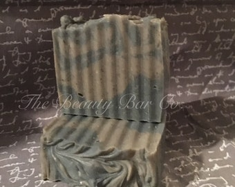 Dead Sea Mud Facial Soap with Activated Charcoal