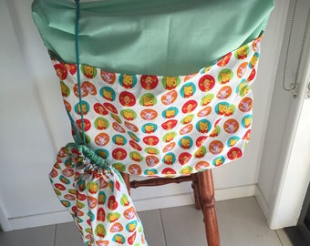 Winnie the Pooh Chair Bag and Library bag combo