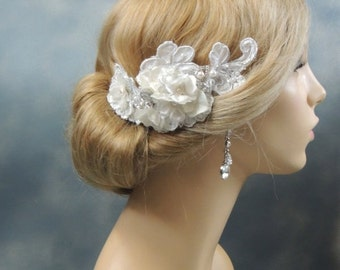 Vintage Inspired bridal hair comb,hair comb,wedding hair comb,wedding side tiara,bridal hair accessories