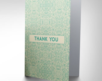 New Thank You Appreciation Gratitude Art Greetings Greeting Card Gift CP1630