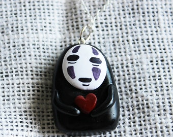 Pendant without face