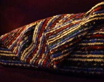 Fabric wool - Spree - variegated colors