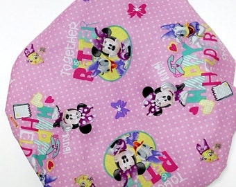 Minnie Mouse Hair Bonnet