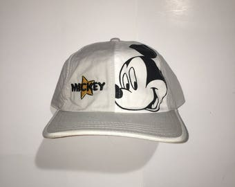 Vintag Mickey Mouse Snapback
